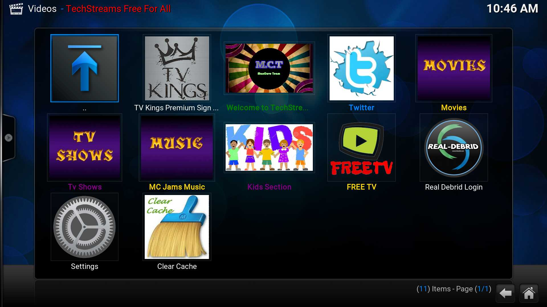 How to install Techstreams Free For All Kodi addon | Kodiapps